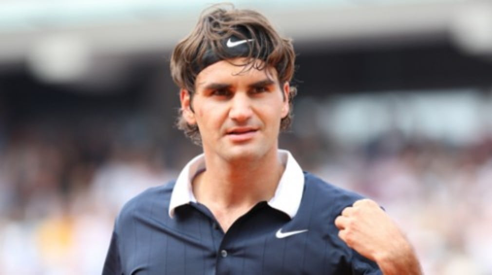 Things just seem to be getting harder and harder for world No.1 Roger Federer at the moment...