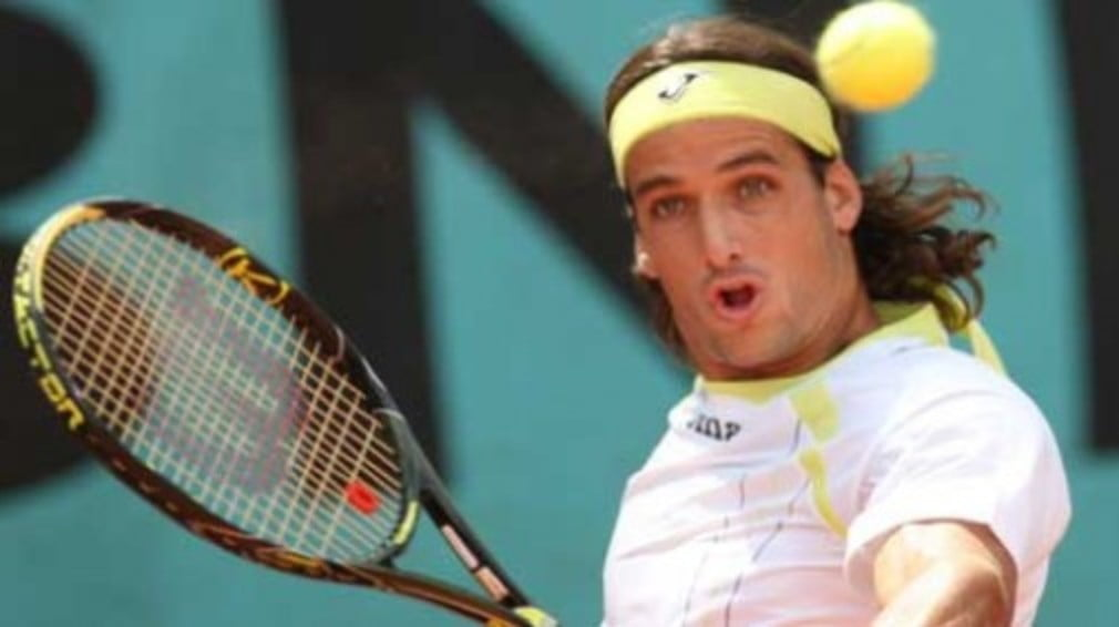 It was a day of upsets in Los Angeles on Wednesday as Fernando Verdasco and Feliciano Lopez were both dumped out.