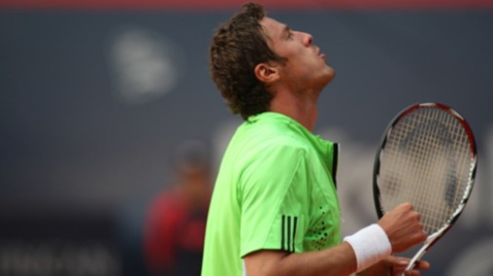 The Russian missed out on a semi-final showdown against Andy Roddick after Gremelmayr recovered from a set down...