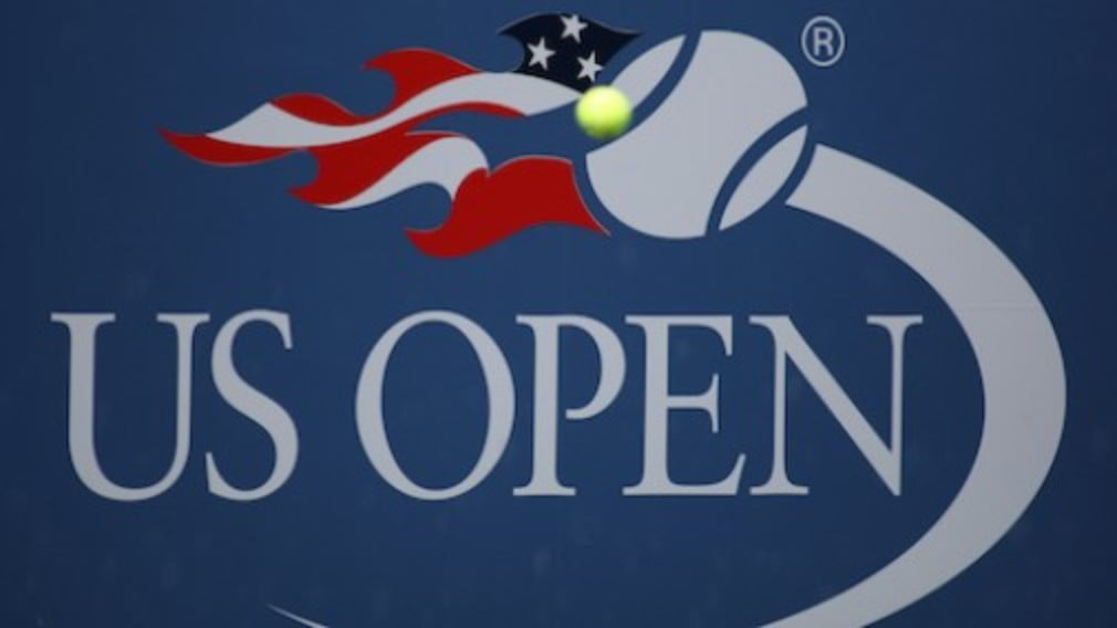 Roger Federer looked near his best at the US Open on Tuesday