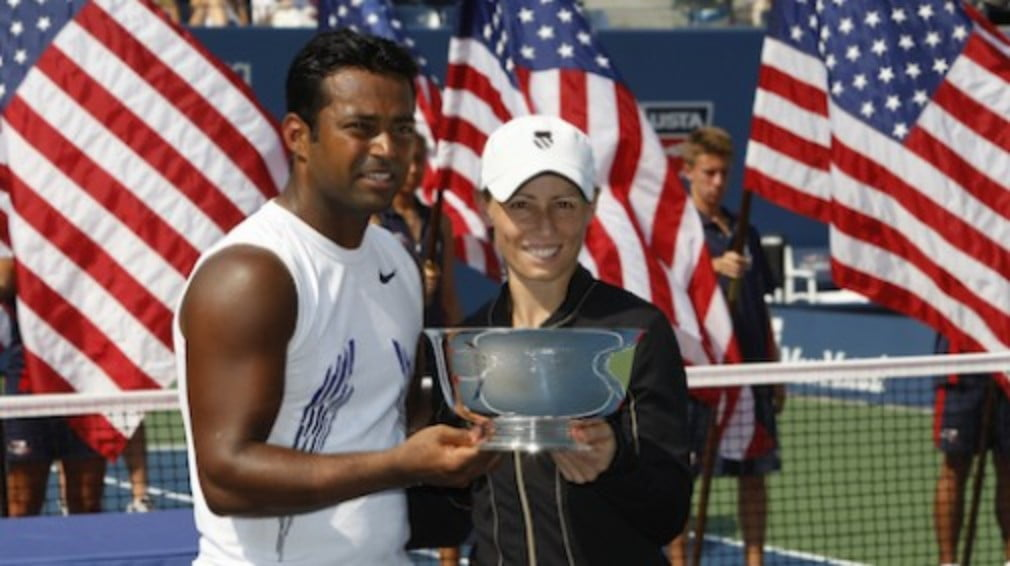 The Indian and Cara Black were crowned US Open champions after beating Jamie Murray and Liezel Huber in a tight final...