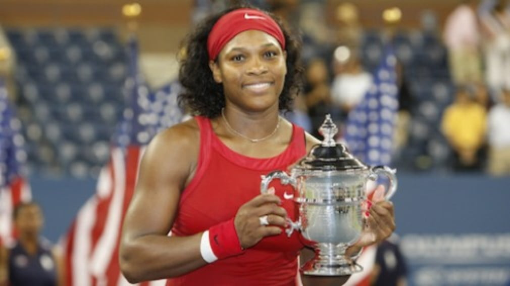 Serena beat Jankovic on Sunday to win her third US Open title and claim the world No.1 ranking.