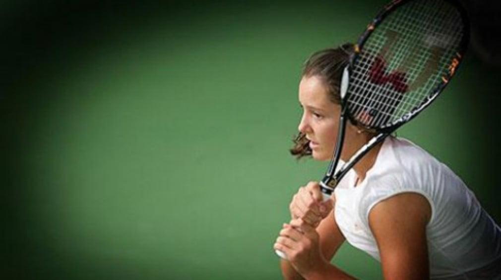 Laura Robson's impressive run in the ITF $75