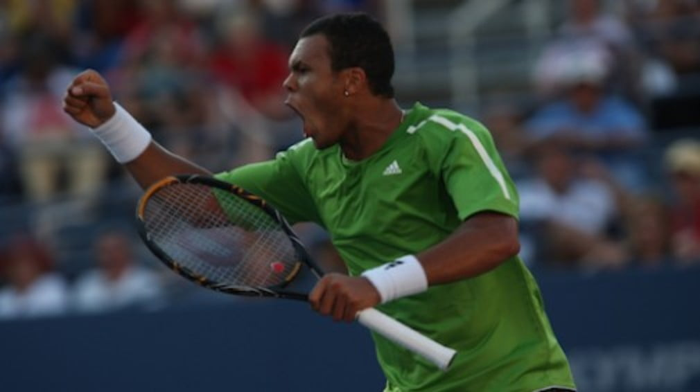 The people's champion beat defending champion David Nalbandian and earned a place at the Masters Cup in the process...