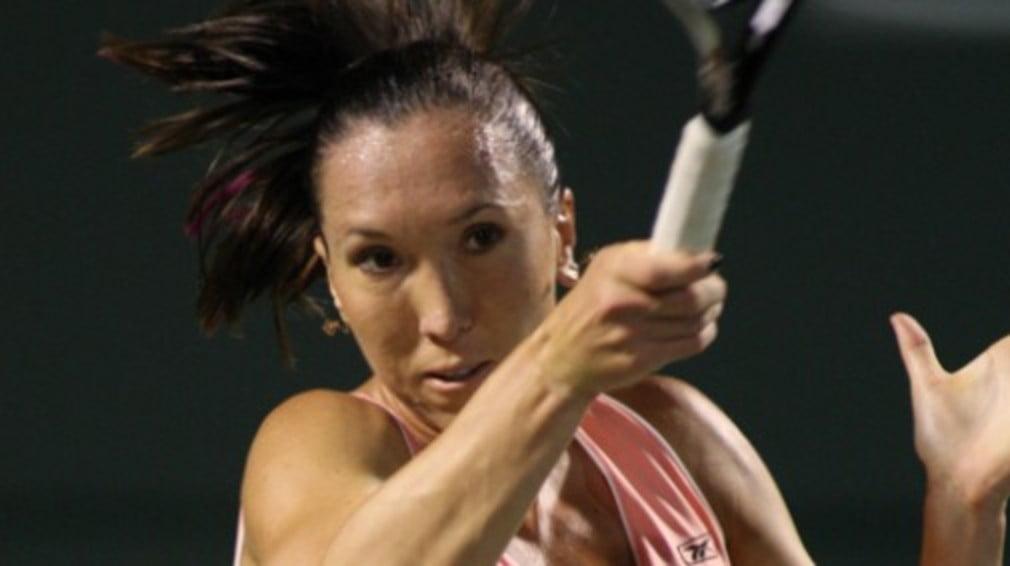 Jelena Jankovic beat Svetlana Kuznetsova 7-6