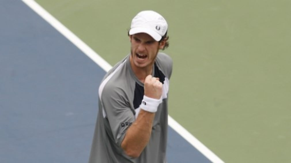 The world No.4 looked in complete control throughout