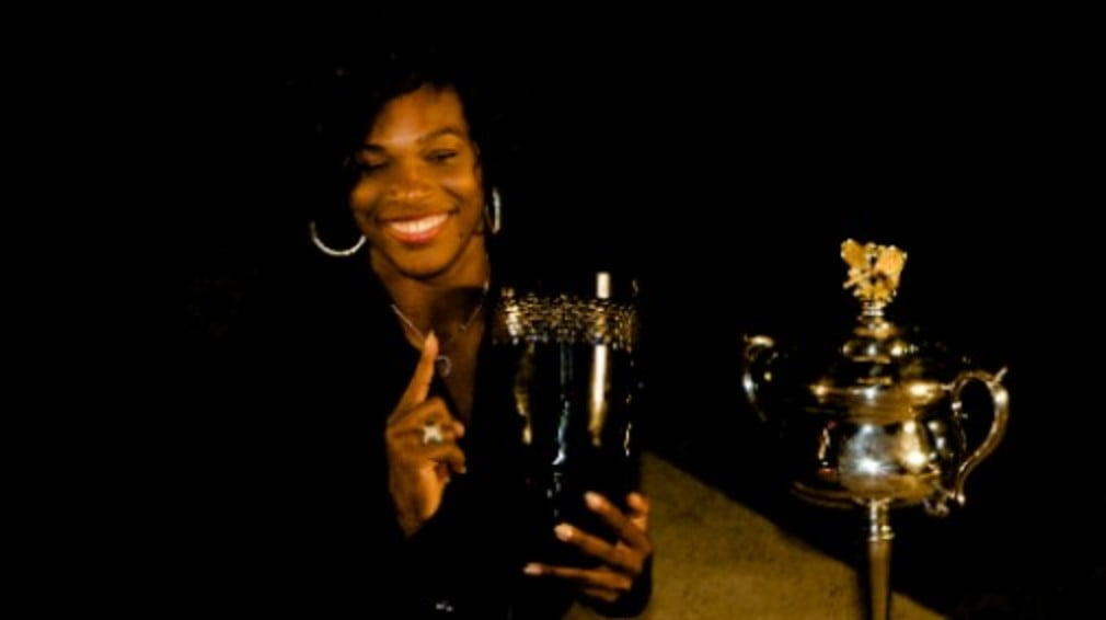 A perfect tenth Grand Slam title for Serena