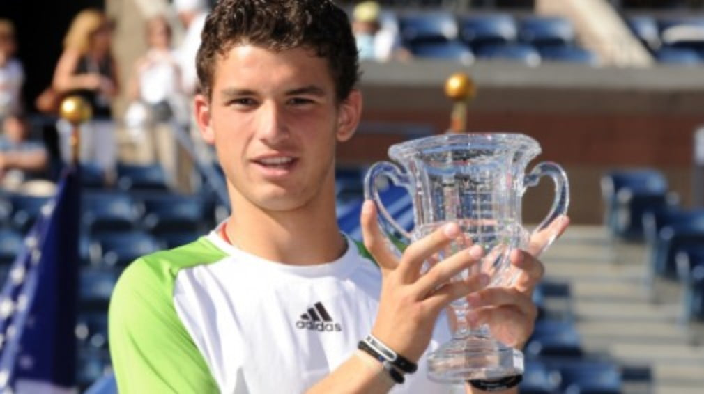 Pro tour noobie Grigor Dimitrov will get a proper taste of the men's tour when he takes on Rafa Nadal in the second round in Rotterdam on Thursday.