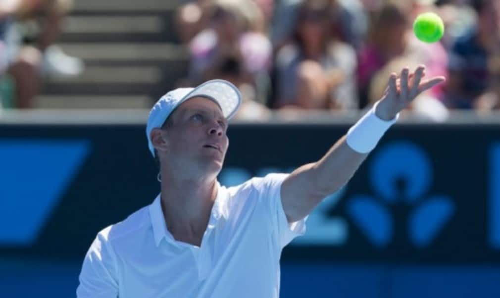 Tomas Berdych admits he has not had enough time to prepare for the new season after a late finish in 2013