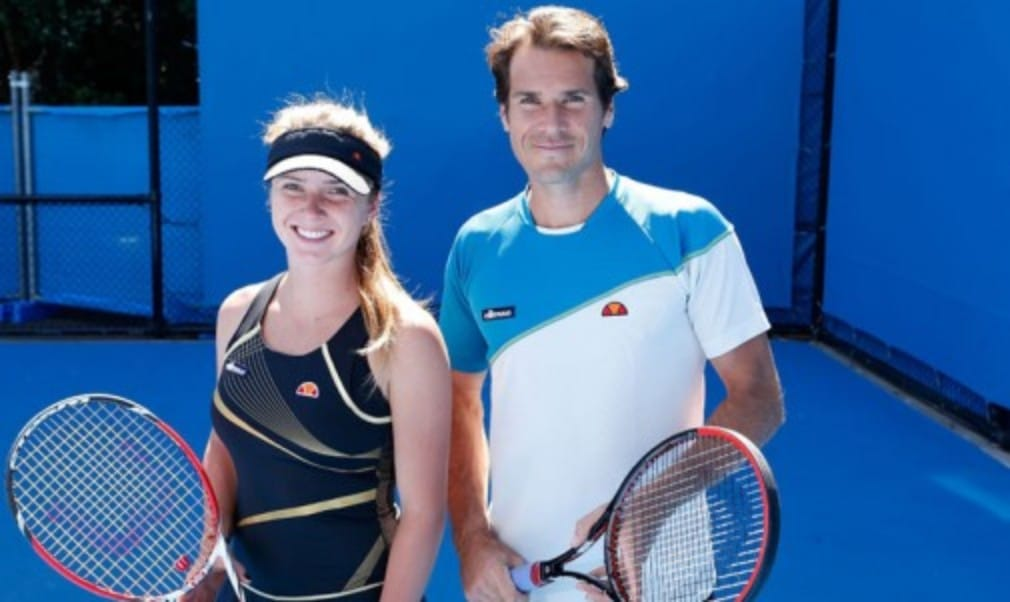 Italian sports brand ellesse has confirmed its return to the tour with the news that it has signed contracts with Tommy Haas and Elena Svitolina