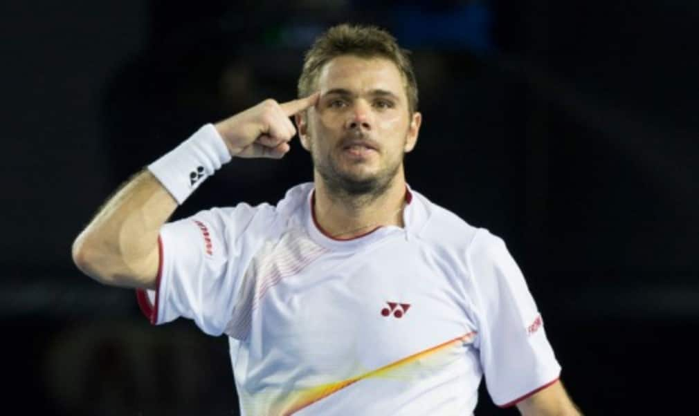 Stanislas Wawrinka said he never expected he could win a Grand Slam after climbing to world No.3 following his victory at the Australian Open