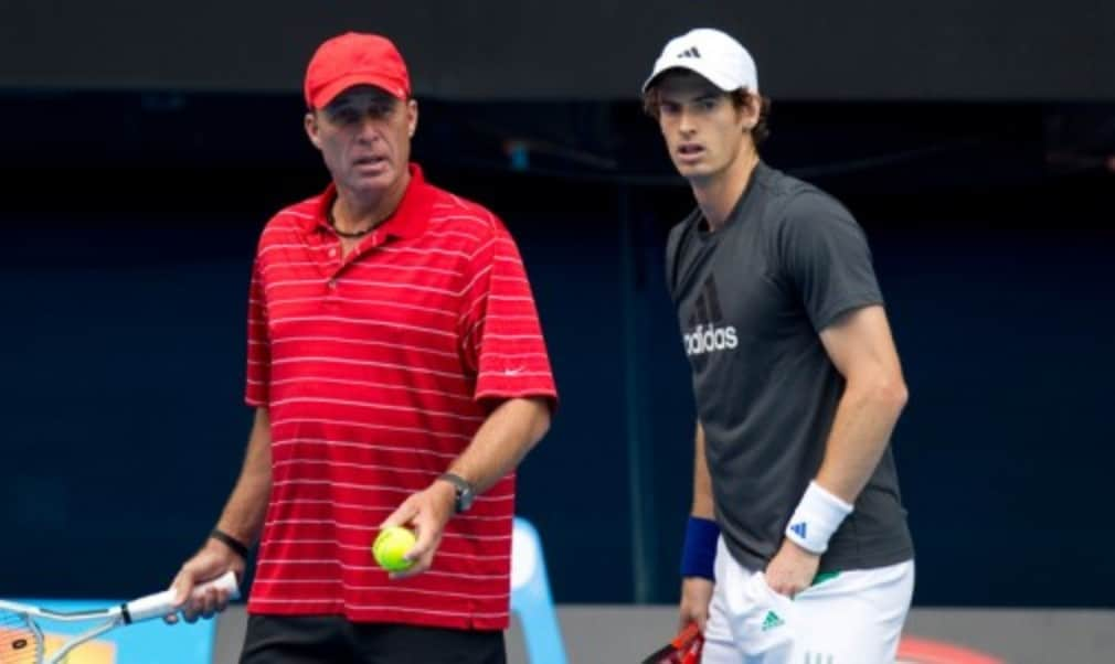 Ivan Lendl has revealed Andy Murray hit his expected target by reaching the Australian Open quarter-finals just a month after recovering from back surgery