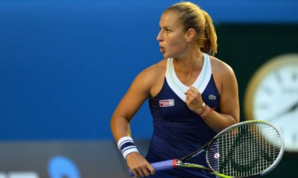 Dominika Cibulkova produced one of the big stories of the Australian Open when she knocked out Maria Sharapova and Agnieszka Radwanska en route to her first Grand Slam final
