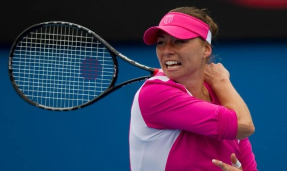 Vera Zvonareva has vowed to keep working hard despite struggling for form since her return to action in January