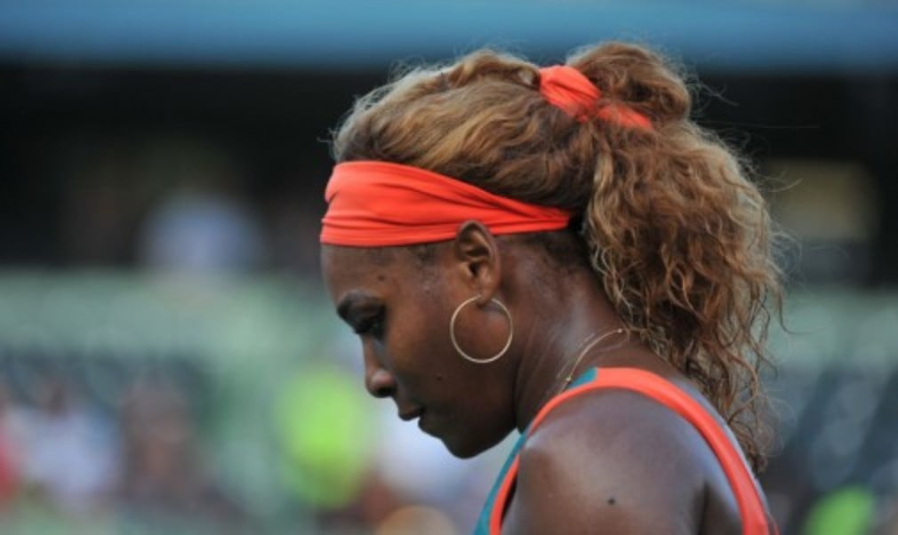 Serena Williams says she will take a break before heading to Europe for the clay court season after her shock defeat to Jana Cepelova at the Family Circle Cup