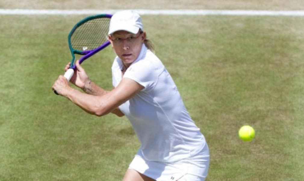 Martina Navratilova will return to Birmingham