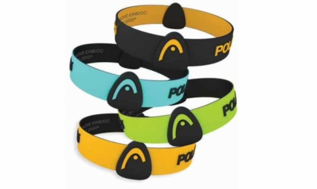 WeŠ—Ève got four heath sports bracelets to give away from our friends at HEAD Health Gear