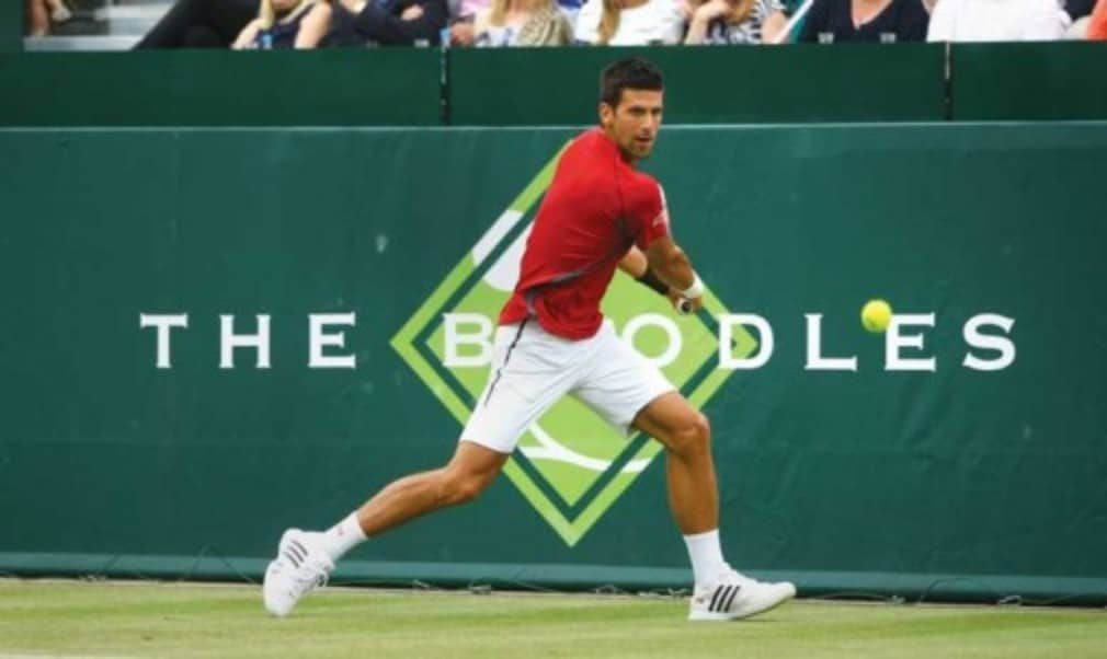 We've got a pair of tickets for finals day at The Boodles to give away