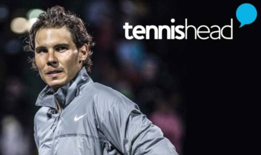 The new issue of tennishead is on sale now - available in both print and digital!