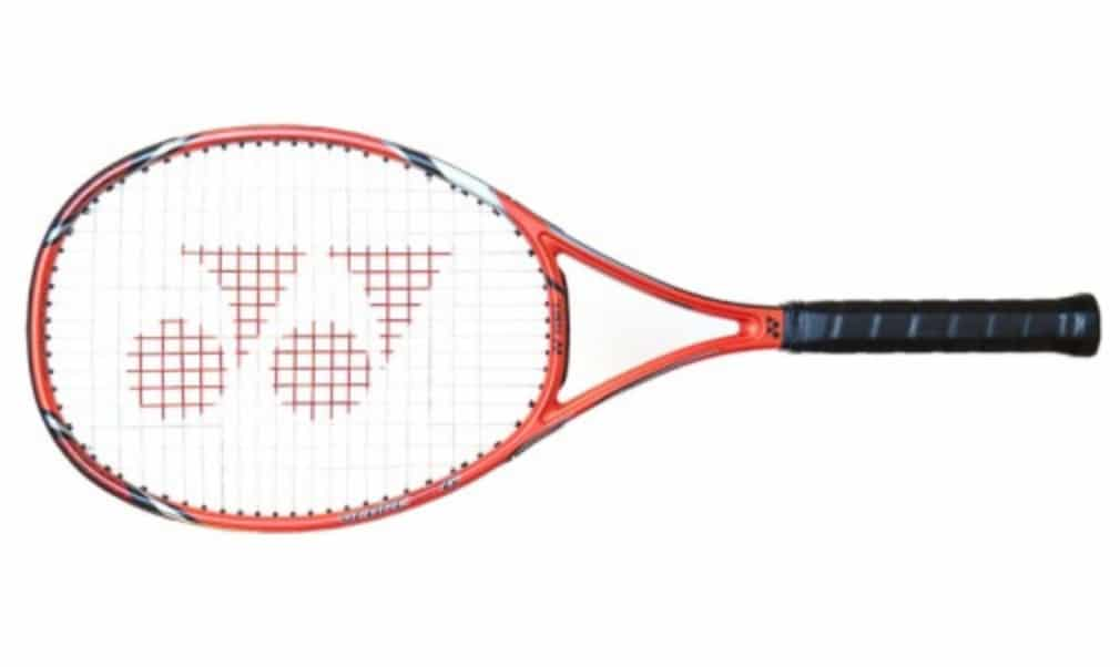 The Yonex VCore Tour G hit the shops this March and our tennishead 2014 advanced racket reviewers got their hands on a model