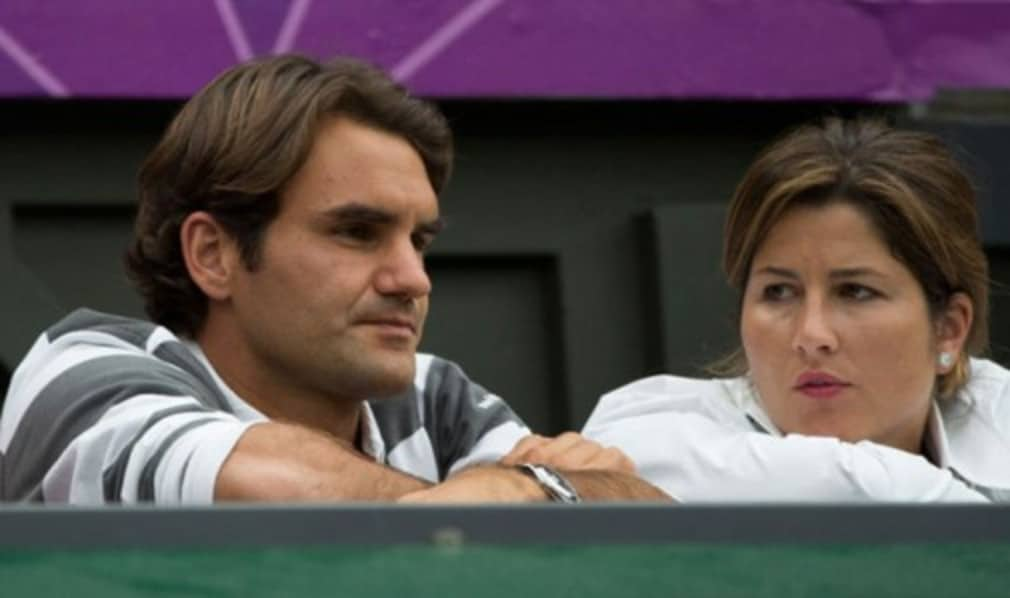 Roger Federer has withdrawn from the Mutua Madrid Open to await the birth of his third child with wife Mirka