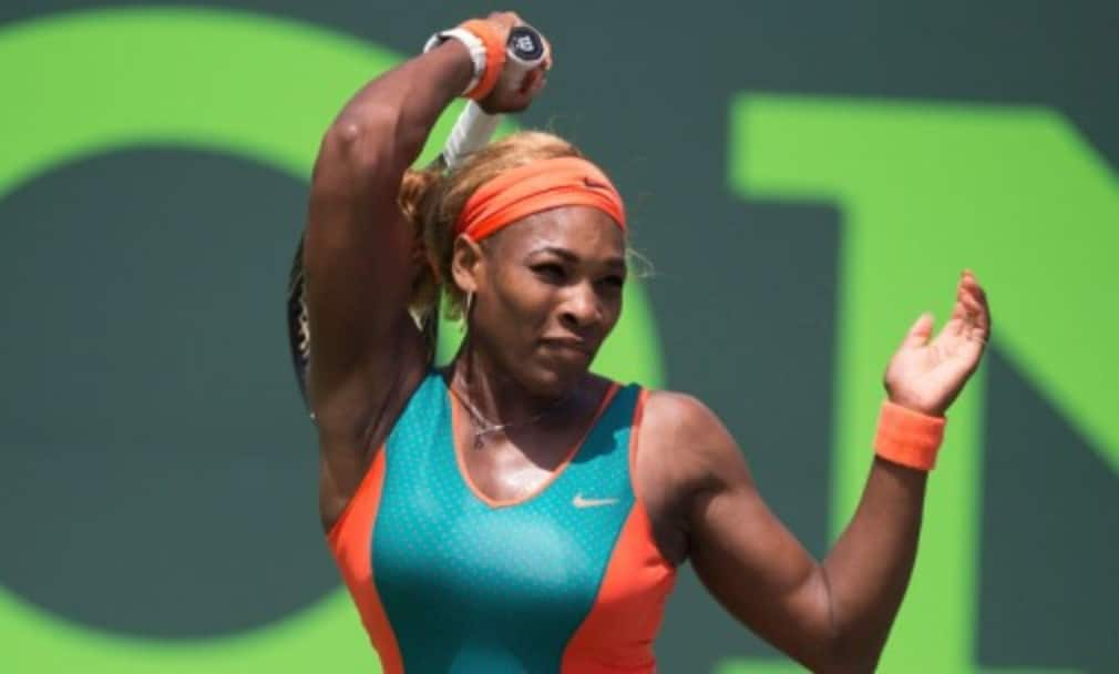 Serena Williams insists she is still not 100% despite easing past an injury-hampered Sara Errani in the Rome Masters final.