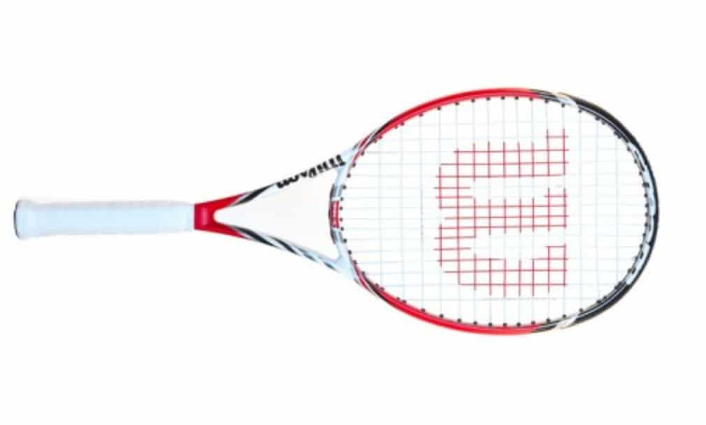 Our team of testers explain why they voted the Wilson Steam 99LS the best for feel in our intermediate racket review series
