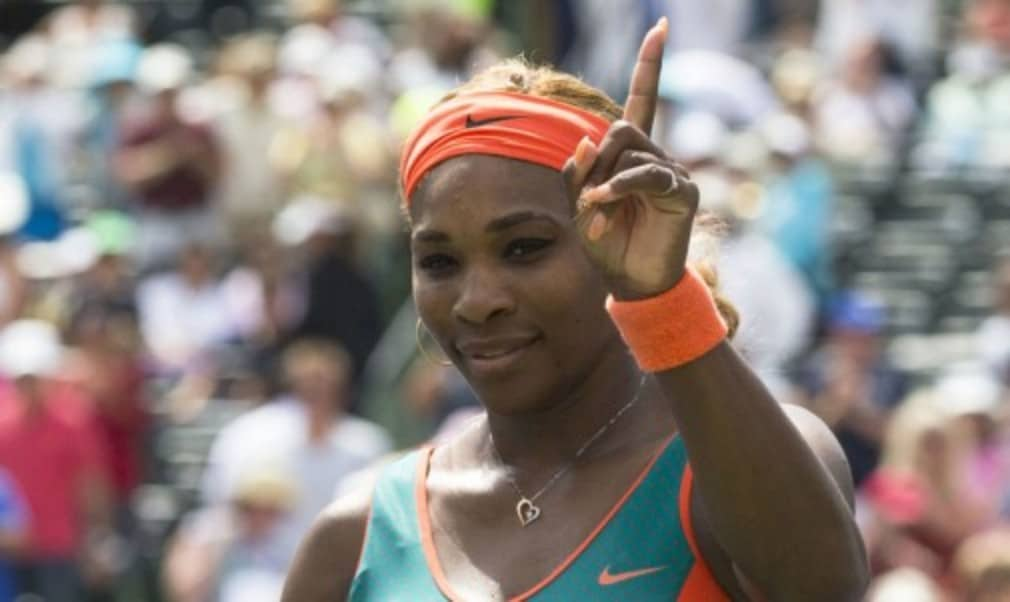 Serena Williams will face her friend and French wild card Alize Lim in the opening round of the 2014 French Open womenŠ—Ès singles