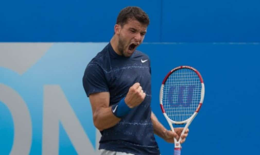 Grigor Dimitrov believes his first-round defeat at Roland Garros was a blessing in disguise after he beat top seed Stan Wawrinka at the Aegon Championships to reach his first final on grass