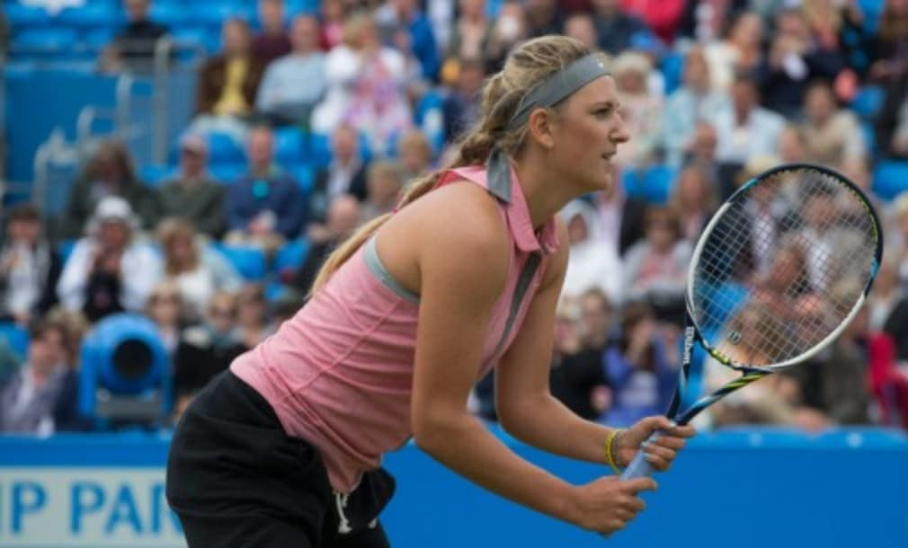 "Victoria Azarenka says she has Š—""no expectations"" for her return from injury at Eastbourne this week but is excited to be back in competitive action after three months out"