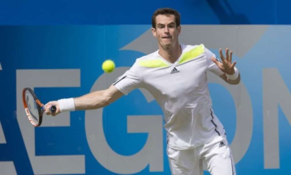 Judy Murray believes son Andy is in the right mind-set to defend his Wimbledon menŠ—Ès singles crown this summer