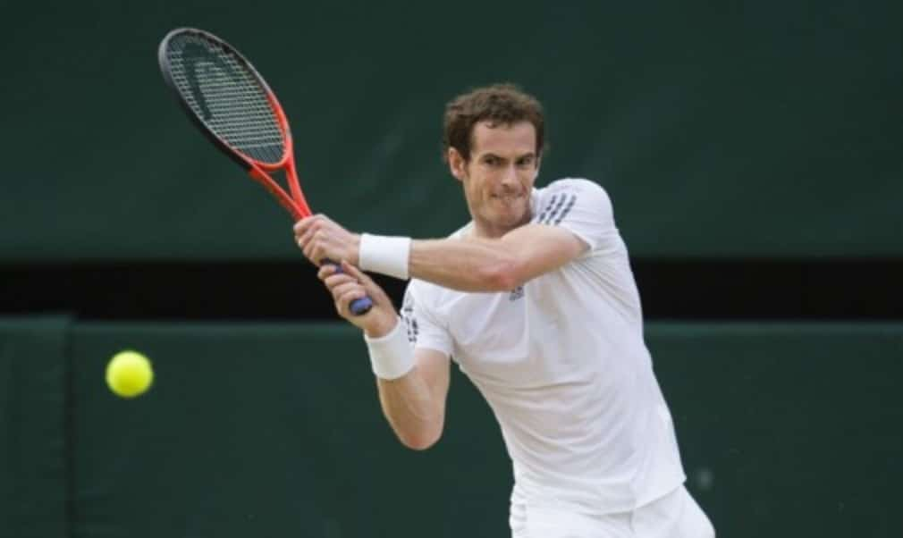 Defending champion Andy Murray has been seeded third for Wimbledon behind top seed Novak Djokovic and Rafael Nadal