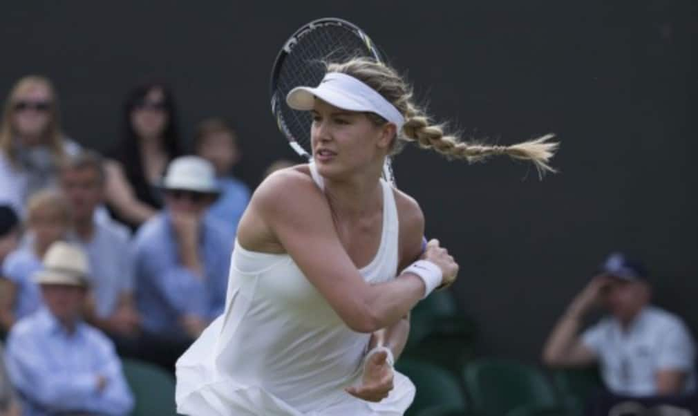 Competing in a Wimbledon final may be a dream come true for Eugenie Bouchard
