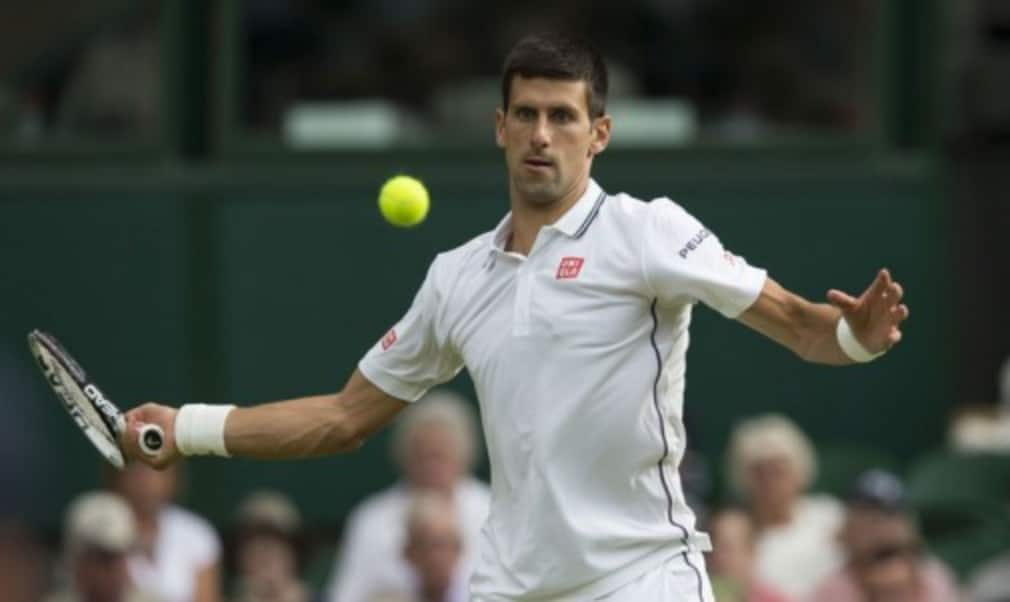 Novak Djokovic admits he cannot afford to make the same mistakes in the Wimbledon final against Roger Federer as he has done in the previous two rounds