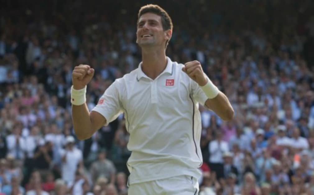 """Novak Djokovic says it was """"crucial"""" that he won Wimbledon to banish growing doubts over his Grand Slam credentials"""