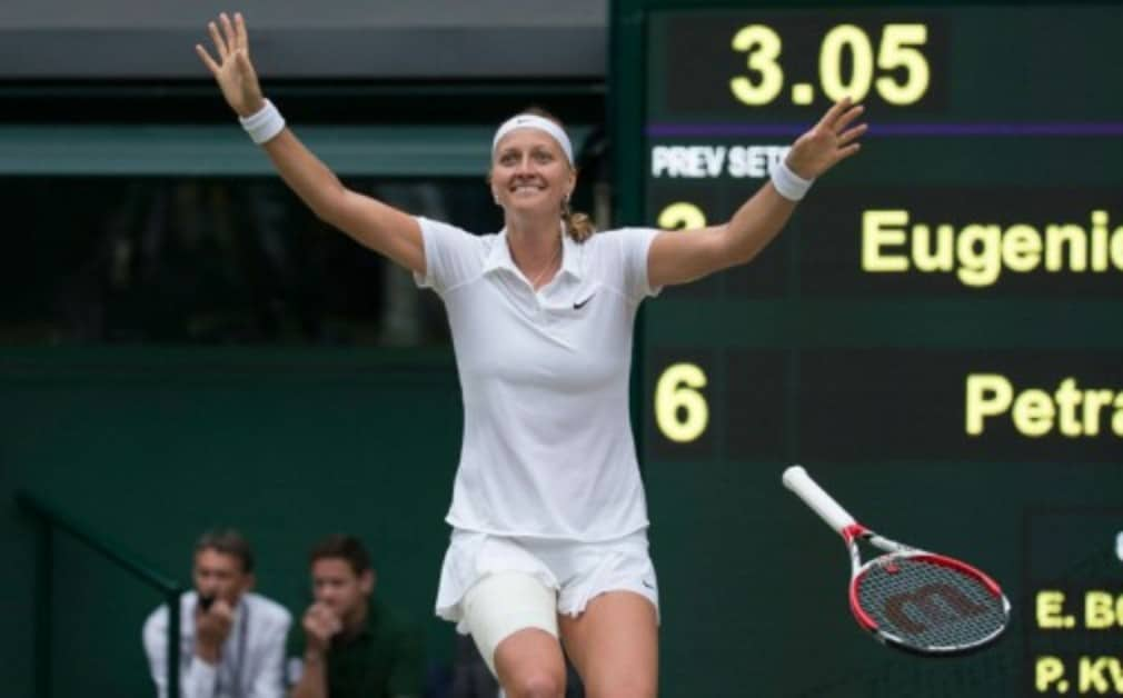 Petra Kvitova says winning Wimbledon for a second time is more special to her than being world No.1
