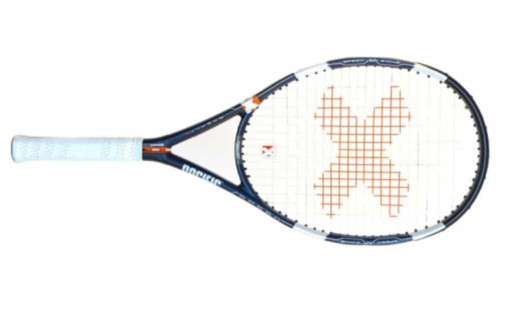 Voted best for comfort in our 2014 improvers racket reviews