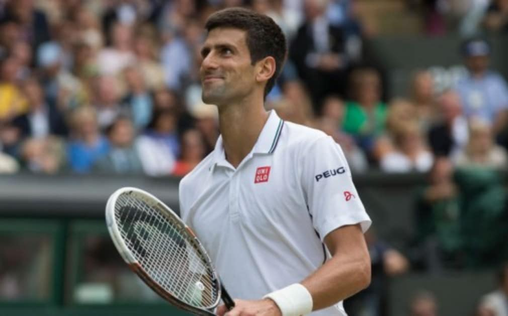 Novak Djokovic says he cannot wait to return to London later this year after becoming the first player to qualify for the ATP World Tour Finals