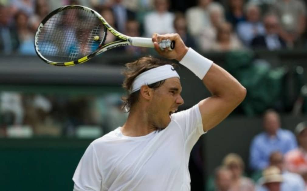 Rafael Nadal will compete at the ATP World Tour Finals for the 10th year in a row after becoming the second player to qualify for the end-of-season event