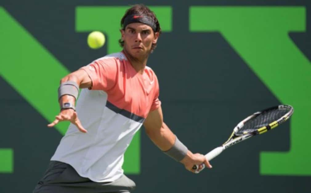 Enter our competition for a chance to win a copy of 'Nadal: The Biography' by Tom Oldfield