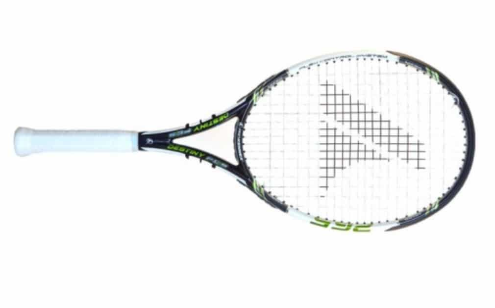 The Pro Kennex Destiny FCS 265 strikes a balance between power and control