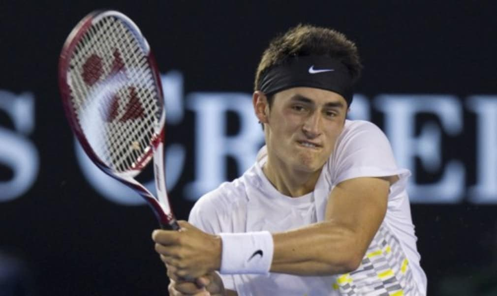 Bernard Tomic won his first ATP title outside of Australia after overcoming defending champion Ivo Karlovic in the final of the Claro Open Colombia