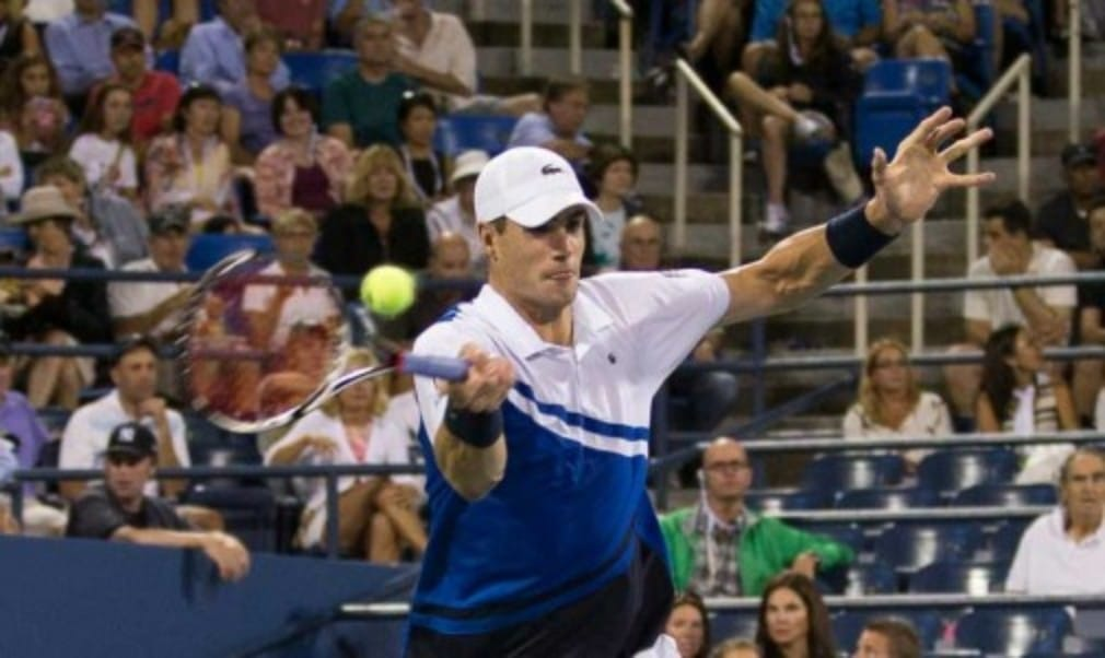 John Isner has a busy summer ahead after signing up for the whole of the US Open series ahead of the final Grand Slam of the season