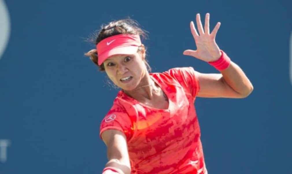 World No.2 Li Na has announced she will miss the US Open with a knee injury