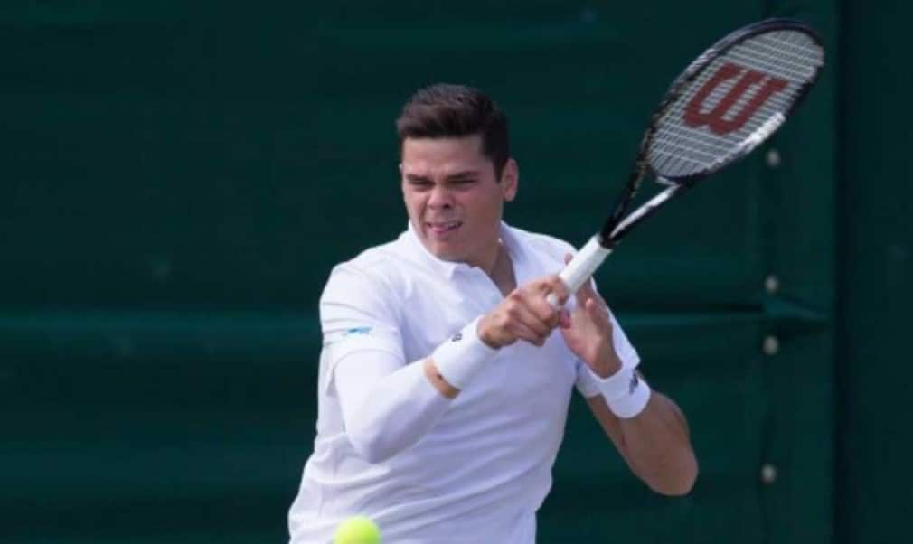 Milos Raonic says his rise up the rankings is not a surprise after winning his sixth ATP title at the Citi Open in Washington DC.