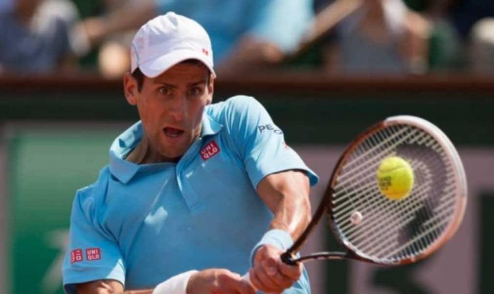 Novak DjokovicŠ—Ès dreams of completing a career Golden Masters were dashed by Tommy Robredo in Cincinnati on Thursday