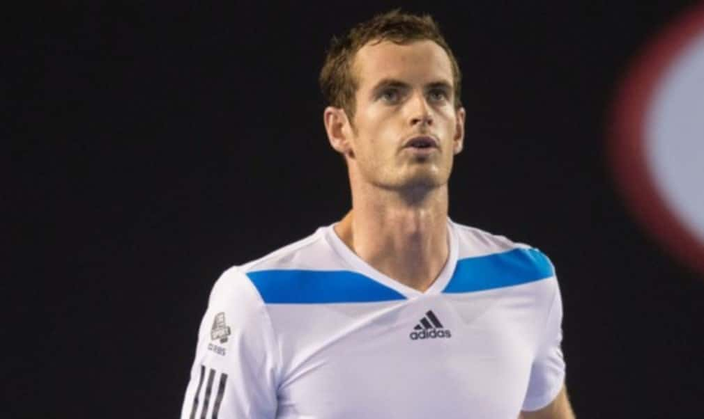 Andy Murray will play his second round US Open match in the cool of the early evening at Flushing Meadows