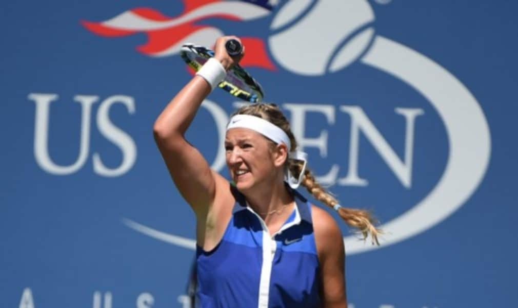 With two Grand Slam titles already under her belt Victoria Azarenka is no stranger to landmark wins