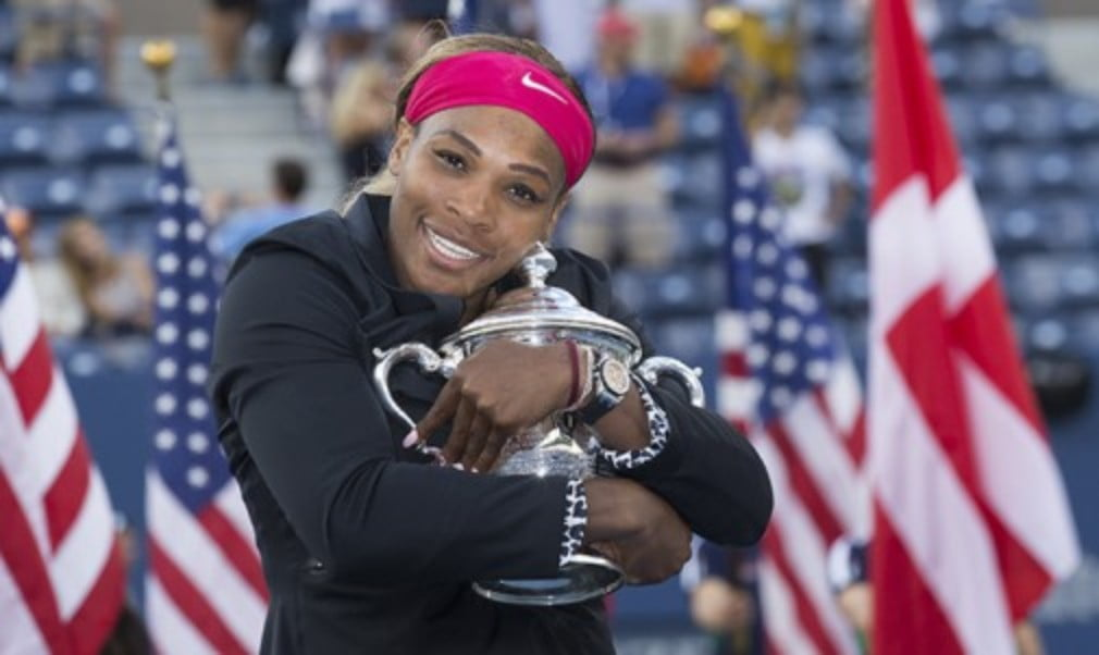 World No.1 Serena Williams claimed her 18th Grand Slam title at the US Open