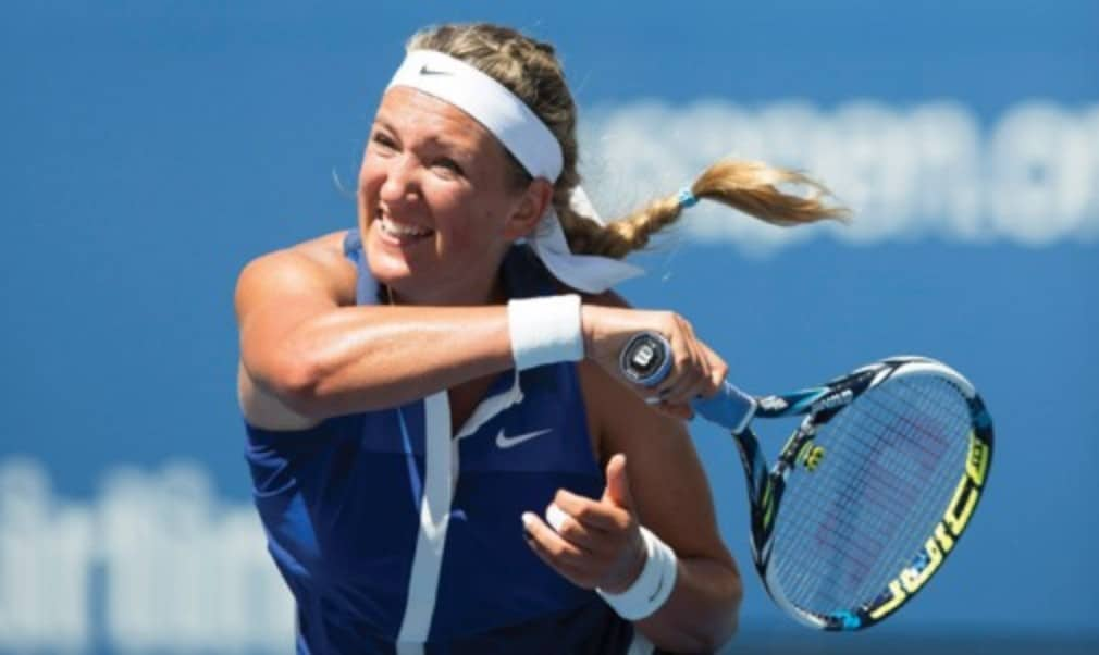 Victoria Azarenka has announced she will miss the rest of the season with a foot injury